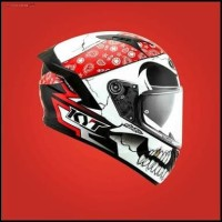 Helm Full Face - KYT NFR Pirate