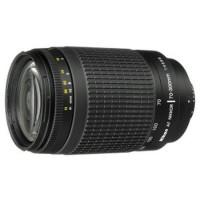 Lensa Kamera DSLR Nikon / Nikkor AF 70-300mm / 70-300 F/4-5.6G Limited