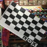 Dijual Bendera start finish Rox original Berkualitas