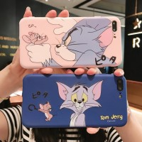 Samsung Galaxy S9 S8 Plus Note 9 8 Phone Case Cartoon Cat Soft