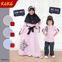 Kekesumut KK 531 Baju Koko Anak Katun Pusat grosir Busana Muslim keke