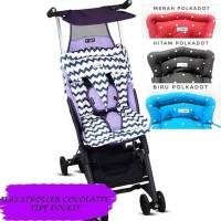 Alas Stroller Cocolatte Pockit / Alas Stroller / Seat Pad