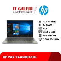 Laptop HP Pavilion 13-AN0012TU Murah