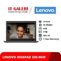 Lenovo Ideapad 330-9EID - Black