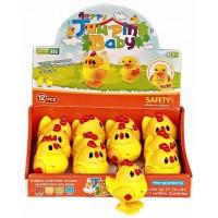 Mainan Putar/Tarik Bayi Anak Little Chick Jump