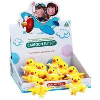 Mainan Putar/Tarik Bayi Anak Fly Little Duck