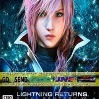 LIGHTNING RETURNS FINAL FANTASY XIII CD DVD GAME PC GAMING PC GAMING