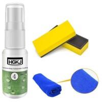 Hydrophobic Nano Spray Ceramic Glass Coating 20ml - HGKJ-4 baru