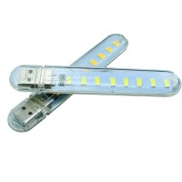 USB Lamp 8 Led Model - SMD 5730 PROMO