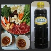 GIFTA Cuka Jepang Ponzu Teriyaki Shabu HALAL ala Chef Shangrila