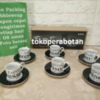 Cangkir Set Expresso 90ml Sierra / Coffee Set