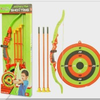Crossbow - Bow Archery Set - mainan panah anak