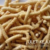 Snack Ulet Keju 500gr