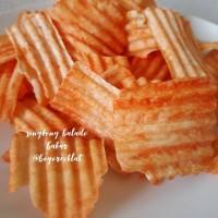 Snack Keripik Singkong Pedas