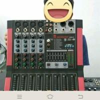 mixer soundqueen mini 4 mini4 efek