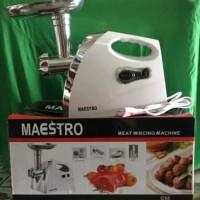 Harga maestro giling daging listrik meat grinder mincer | Pembandingharga.com