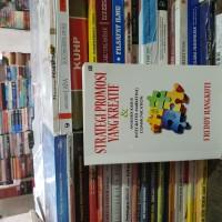 Strategi promosi yang kreatif by Freddy Rangkuti