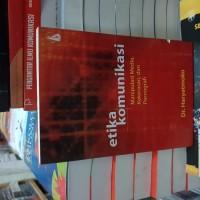 Etika komunikasi by Dr Haryatmoko
