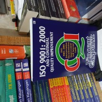 ISO 9001 : 2000 And Continual quality Improvement by Vincent gaspersz