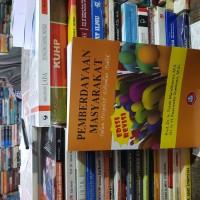 Pemberdayaan masyarakat dalam perspektif kebijakan publik by Dr Totok