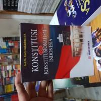 Konstitusi dan Konstitusionalisme indonesia Prof dr Jimly Asshiddiqie