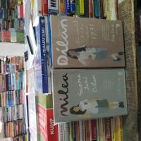 Novel Dilan 1991 dan Milea 2 buku