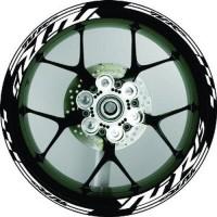 Stiker Velg Sticker Decal Motor Yamaha YZF R15 R6 R25