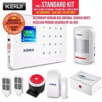 ORIGINAL KERUI G18 GSM Alarm Wireless IOS/Android Security Alarm