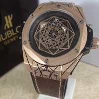 Limited Edition! Jam Tangan Pria Hublot Original HB1077