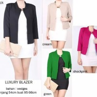 Luxury Blazer