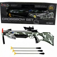 Crossbow set - Real Action Crossbow - Mainan Panah anak