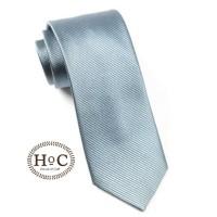 Dasi Panjang Murah Slim Neck Tie Polos Satin Wedding dusty blue tie