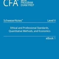 CFA 2019 Level 2 Book 1, ETHICAL AND PROFESSIONAL(Buku Non Ori)