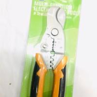 Harga tang potong kabel dan kupas kabel buddy original kualitas | Pembandingharga.com