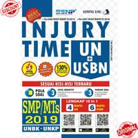 INJURY TIME UN USBN SESUAI KISI KISI TERBARU SMP MTS 2019