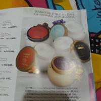 oriflame body cream