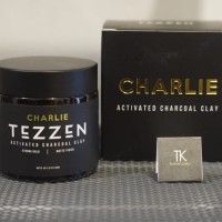 TEZZEN CHARLIE CLAY CHARCOAL MATTE FINISH FREE SISIR CARBON