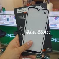 Xiaomi Redmi Note 7 Full Cover Tempered glass Anti Gores Kaca Warna