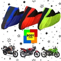 Body Cover Motor Waterproof / Tutup Motor Sport 150cc,100% Polyster