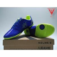 Harga sepatu futsal kelme star 9 royal blue original 550111 new | antitipu.com
