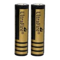 UltraFire Baterai 18650 Protection Board 6000mAh 3.7V Button Top -BRC