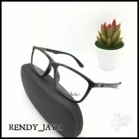 Frame Kacamata Pria Kaca Mata Anti Radiasi Kacamata Trendy   Terbaru ef6857b1b9