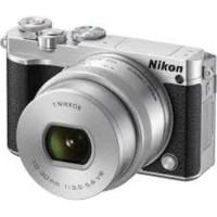 Harga nikon 1 j5 mirrorless digital camera 10 30mm pd zoom lens silver   Pembandingharga.com