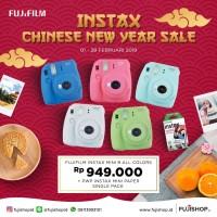 Fujifilm Instax Mini 9 - Smoky White