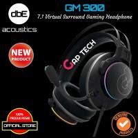 dbE GM300 / GM 300 7.1 Surround Gaming Headphone Original
