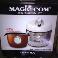 Magic Com Yongma SMC7033 2LITER