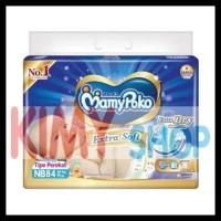 Harga hot sale popok perekat bayi mamypoko tape extra dry nb 84 mamy | Pembandingharga.com