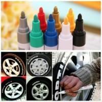 Spidol Ban Toyo Paint Marker Sa101 Original Import Warna Mobil Motor U