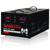 Stabilizer SAMOTO 10KVA (Vertikal) Digital Display