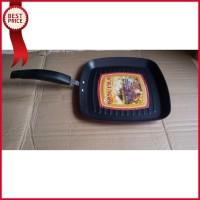 5896c00fd267 Supra Square Grill Pan 27 cm Teflon Kotak